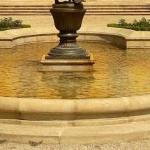 fontanna z piaskowca